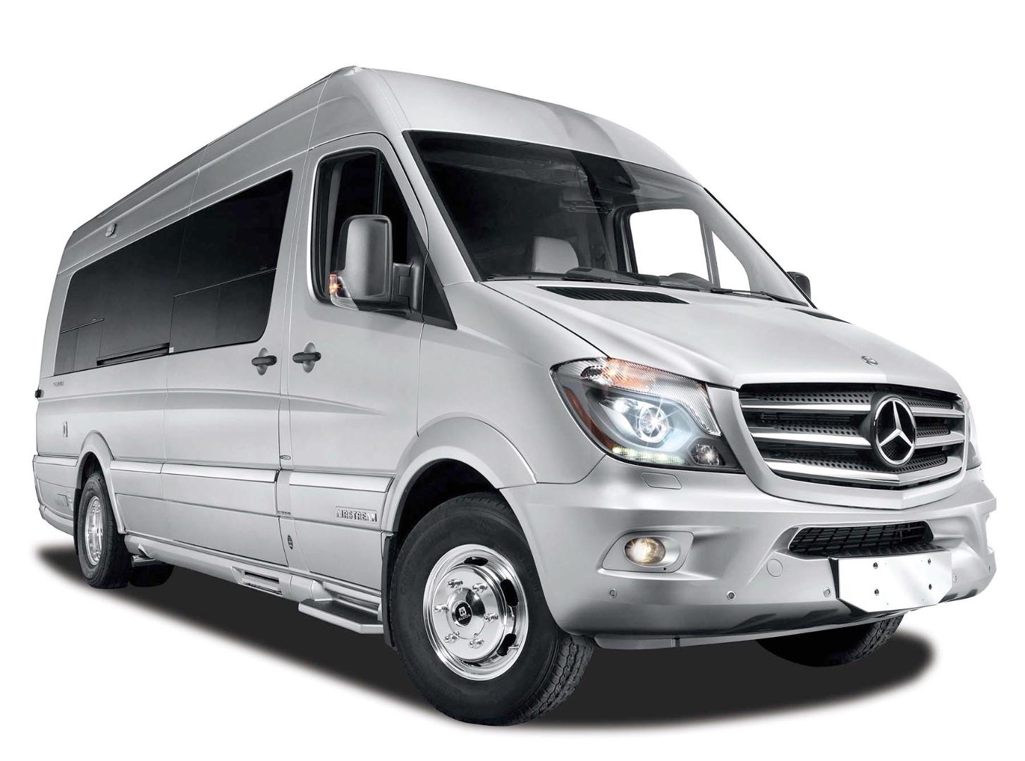 Mercedes Sprinter 14 Kişi + 8 Valiz